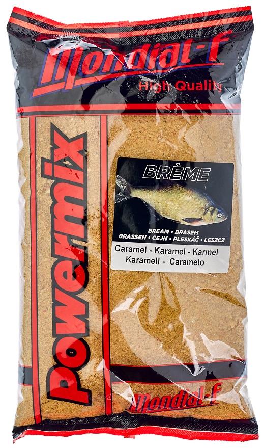 Krmení Powermix Cejn Karamel 2,5kg