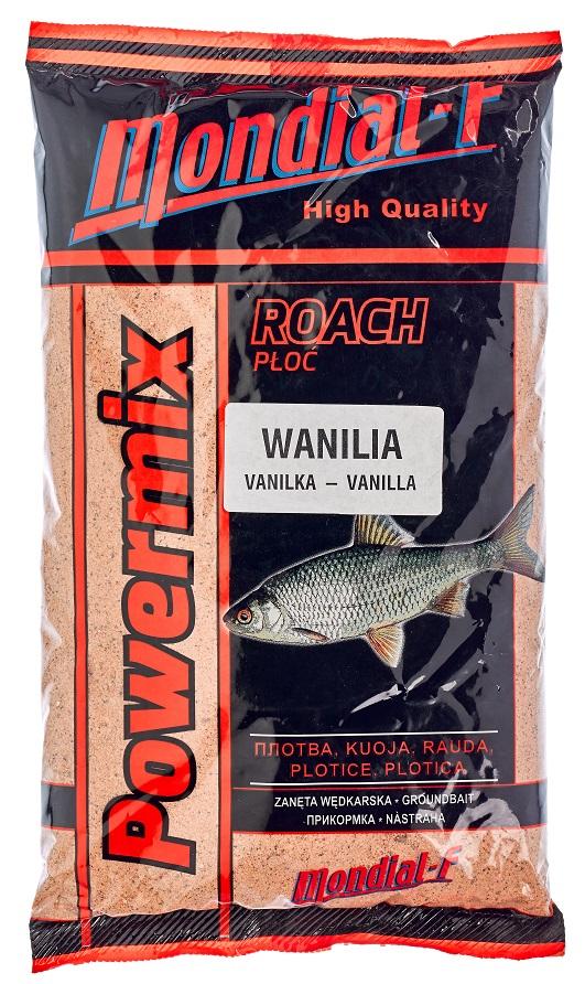 Krmení Powermix Plotice Vanilka 2,5kg