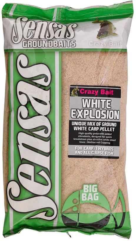 Krmení Big Bag White Explosion 2kg