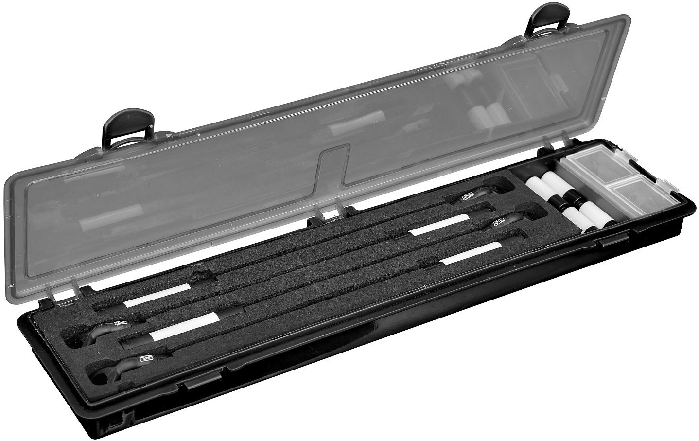 Swingery D-TEC Black Out Full bílý (SET 4 ks)
