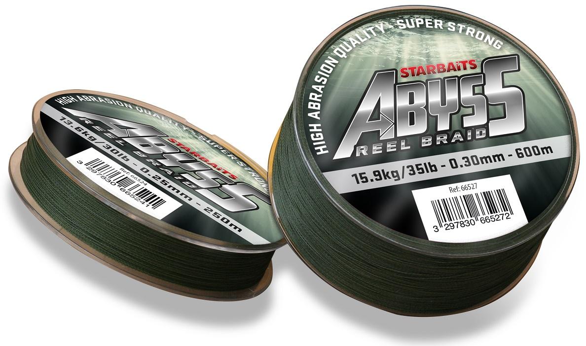 Šňůra ABYSS 0,25mm 600m (13,6kg)