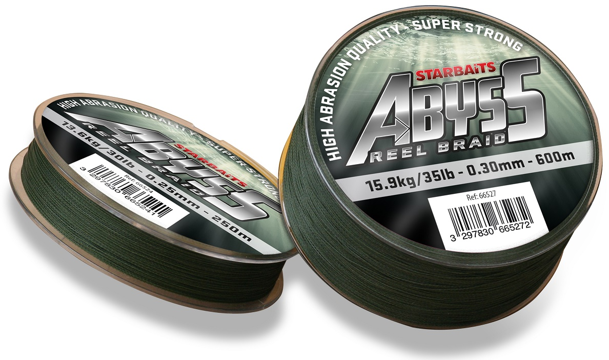 Šňůra ABYSS 0,30mm 600m (15,9kg)