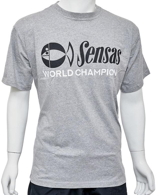 Triko World Champion Grey XXXXL