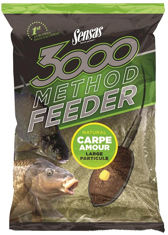 Krmení 3000 Method Carpe Amour 1kg