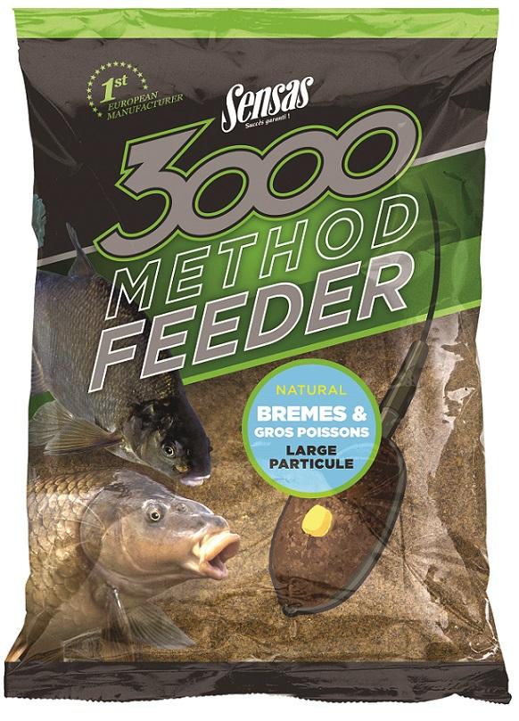 Krmení 3000 Method Bremes G.P. 1kg