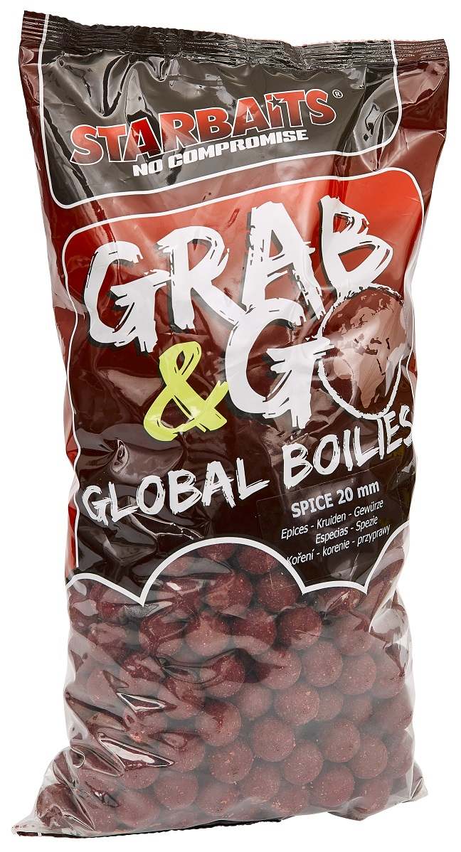 Global boilies SPICE 20mm 2,5kg
