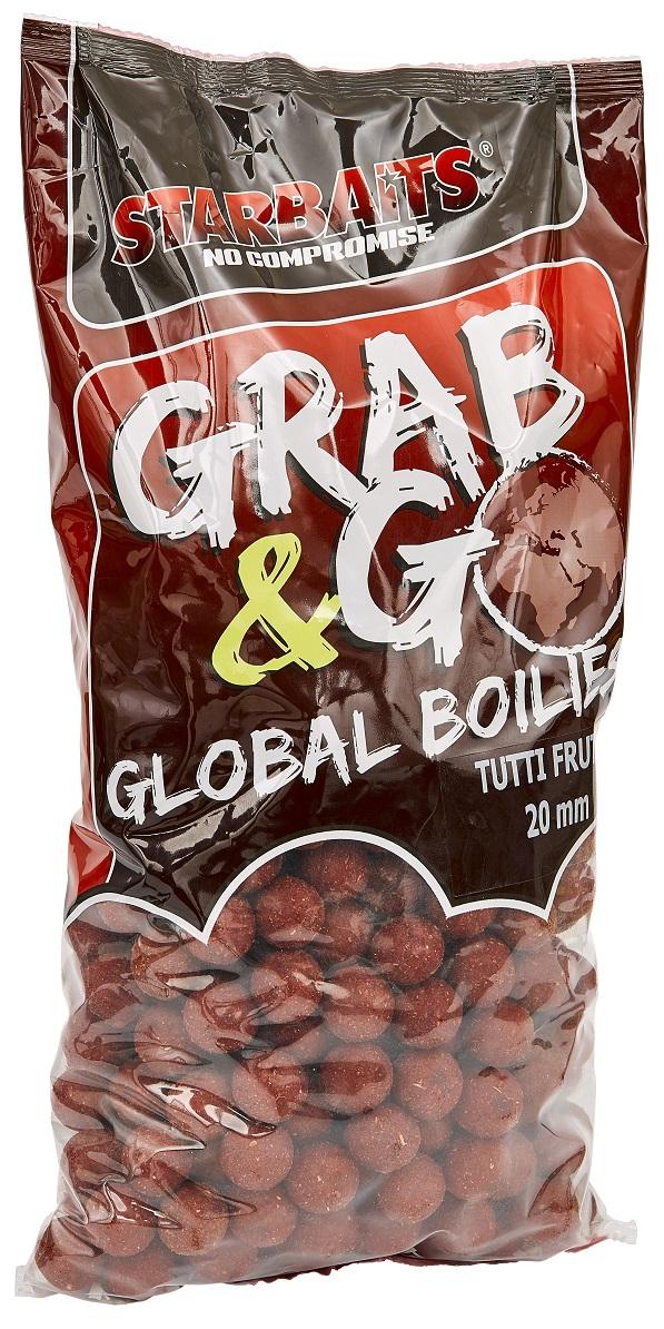 Global boilies TUTTI 20mm 2,5kg