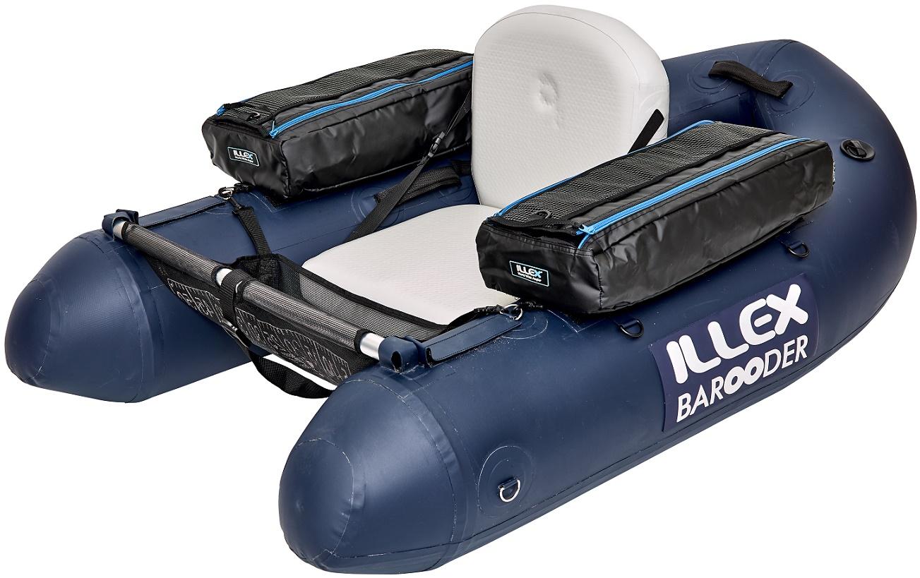 Bellyboat Barooder 160 Bleu Marine