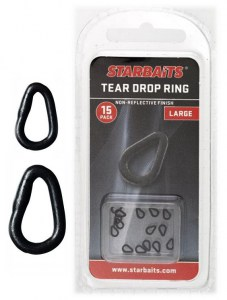 Tear Drop Ring Small kroužky slza malé (15ks)