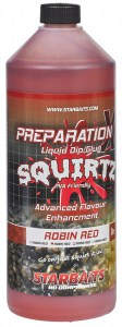 Booster PREP X SQUIRTZ ROBIN RED 1L