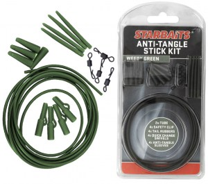 Anti Tangle Stick Kit zelená (montáž)