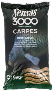 3000 Carpes Fish Meal (kapr rybí moučka) 1kg