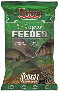 3000 Super Feeder River (řeka) 1kg