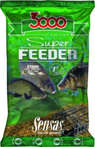 3000 Super Feeder Lake (jezero) 1kg