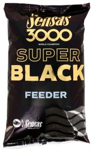 3000 Super Black (Feeder-černý) 1kg