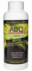 Add'IT CLOUD Generator (Zig barvivo zelená) 350g