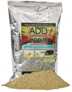 Boilies Mix Ocean Fish Meal 1kg