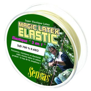 Magic Latex Elastic - 0,8mm 7m