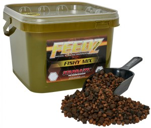FEEDZ Pelety FISHY MIX 4,5kg