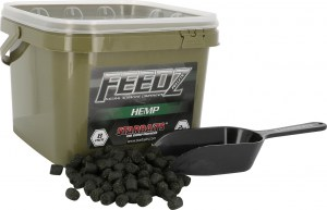 FEEDZ Pelety HEMP 8mm 2kg