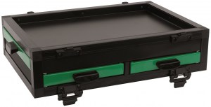 SEATBOX MODULE - 2 FRONT DRAWERS +1 SIDE