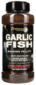 Garlic Fish Pelety Bagging 700g