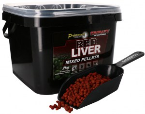 Red Liver Pelety Mixed 2kg
