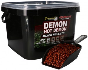 Hot Demon Pelety Mixed 2kg