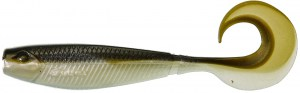 Clipper 8cm Brown Shiner