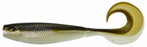 Clipper 11cm Brown Shiner