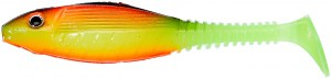 Grubby Shad SL 8,5cm UV Black Chicken