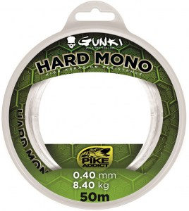 Gunki Hard Mono 50M 0,40mm