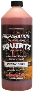 Booster PREP X SQUIRTZ INDIAN SPICE 1L