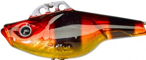 Jigger 3,5cm S Red Perch