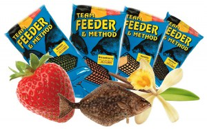 Method & Feeder JAHODA 1kg
