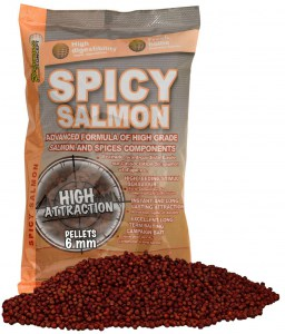 Spicy Salmon - Pelety 700g 6mm