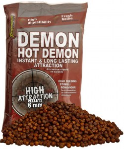 Hot Demon - Pelety 700g 6mm