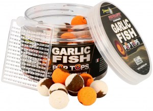 Garlic Fish POP TOPS 14mm 60g