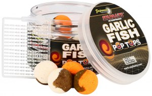 Garlic Fish POP TOPS 20mm 60g