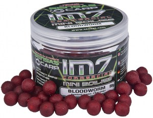 IM7 Mini Boilies Bloodworm 80g