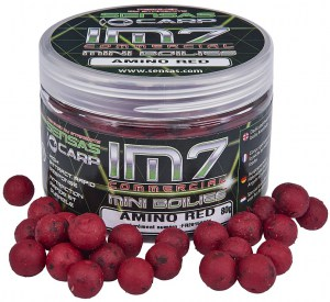 IM7 Mini Boilies Amino Red 80g