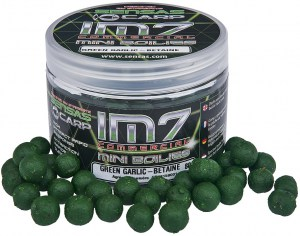 IM7 Mini Boilies Green Garlic Betain 80g