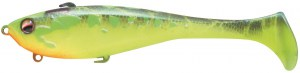 Dunkle 15cm HM Chartreuse Boa
