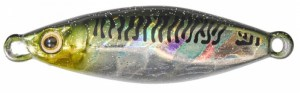 Micro Slow Lazy Jig 7G Green Mackerel