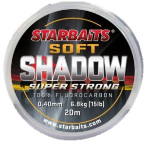 Fluorocarbon SOFT SHADOW Fluoro 20m 0,40mm
