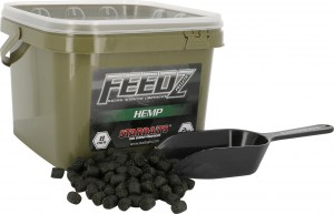 FEEDZ Pelety Hemp 4mm 2kg