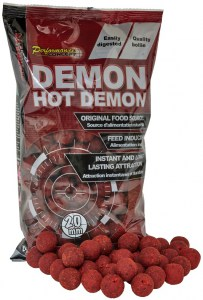 Hot Demon - Boilie potápivé 1kg  20mm