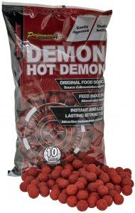 Hot Demon - Boilie potápivé 1kg 10mm