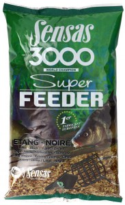 3000 Super Feeder Lake Black 1kg