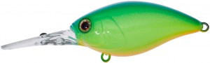 Block Ripper 4,8cm MR Blue Back Chartreuse